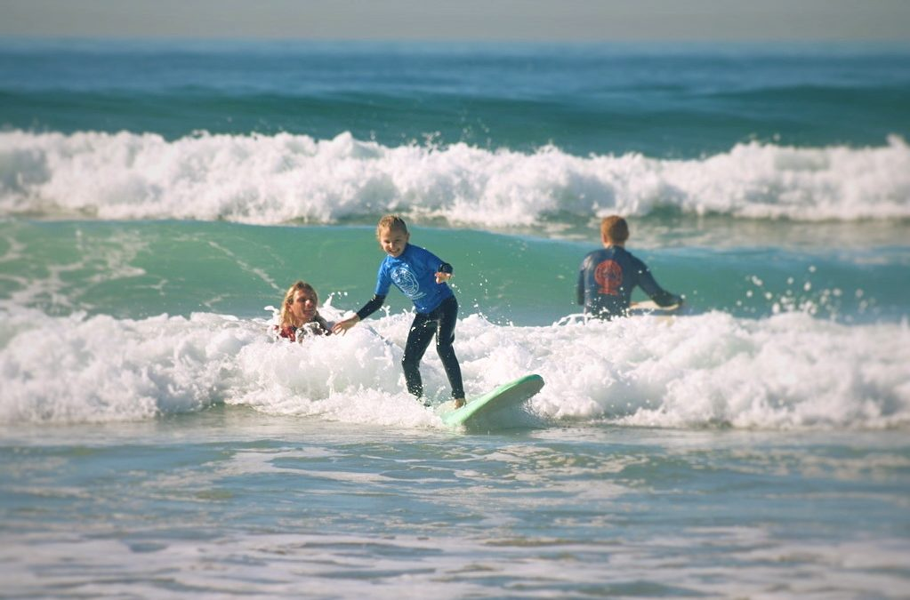 Surf Lessons Pb Cam